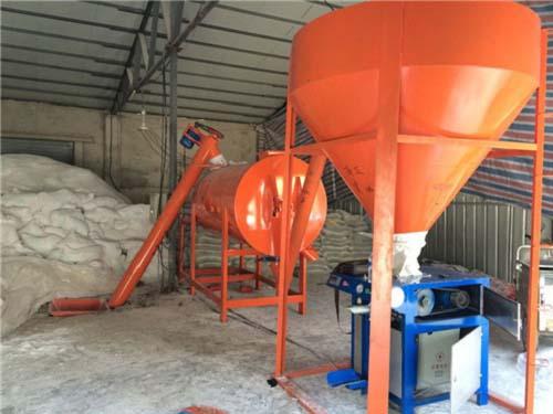 马鞍山干粉砂浆生产线订做