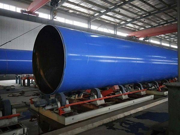 DN1400直缝焊管价格走势
