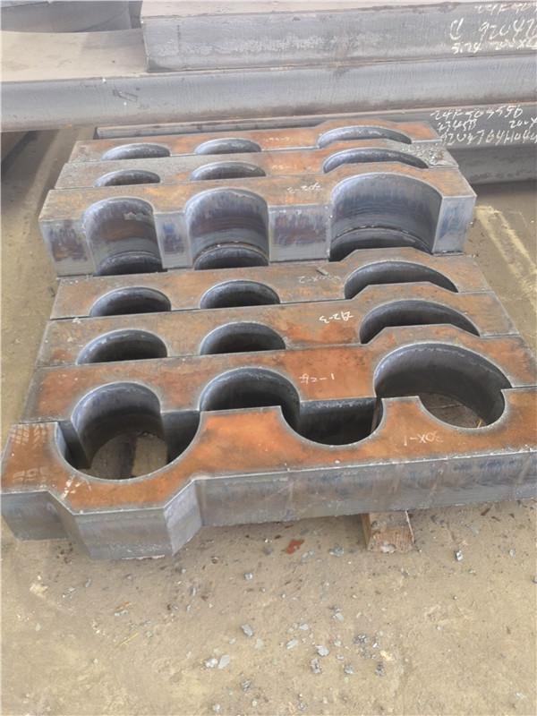 许昌Q355D钢板加工长条碳板切割加工厂
