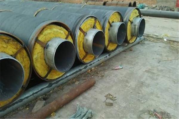 暖镀锌铁皮保温钢管实体老厂家●台前县