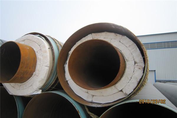 高温蒸汽输送用钢套钢保温管报含税价格★灵璧县