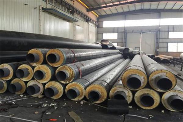 硅酸铝钢套钢保温蒸汽管兰溪市●【厂家含票报价】