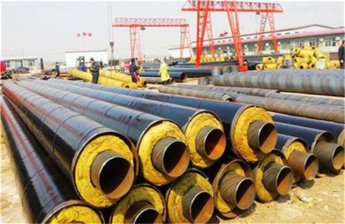 DN65x3.5钢套钢保温管厂价●肥乡县