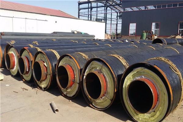 大口径钢套钢保温管高碑店市问定做加工厂家