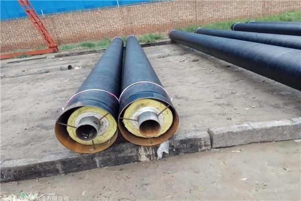 76mm直埋钢套钢保温管常熟市问今天含税价