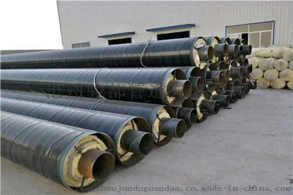 273x7钢套钢蒸汽保温管庆城县问2021全新报价