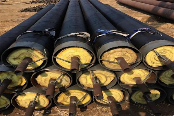 热水管道用钢套钢保温管黄山区问每支价格