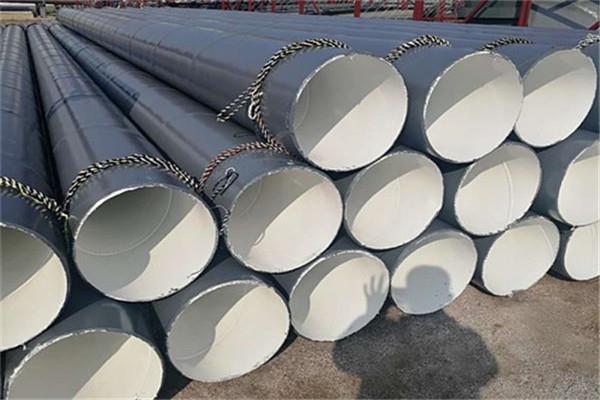 阳泉盂县消防管道用涂塑螺旋钢管批发厂家