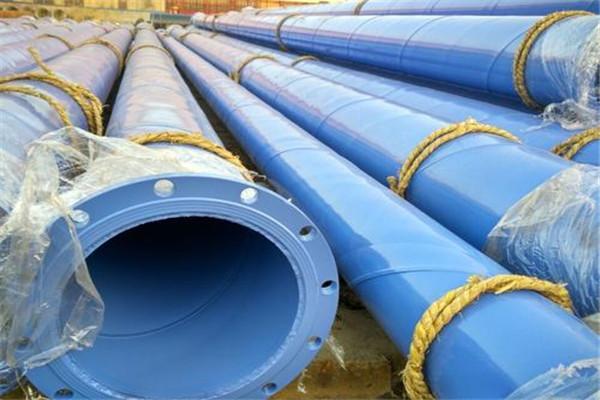 麻山燃气用3PE地埋防腐钢管特性及应用