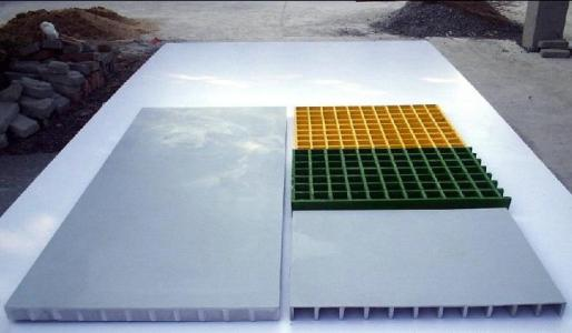 果洛化工厂玻璃钢格栅踏板树坑玻璃钢格栅树篦子价格