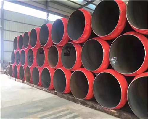 DN300防火铁皮钢套钢保温钢管青州价格