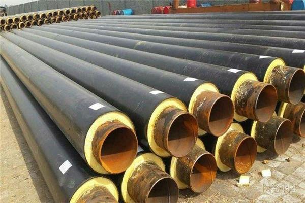 晋中灵石国标聚氨酯保温钢管厂家多少钱--亿健节能