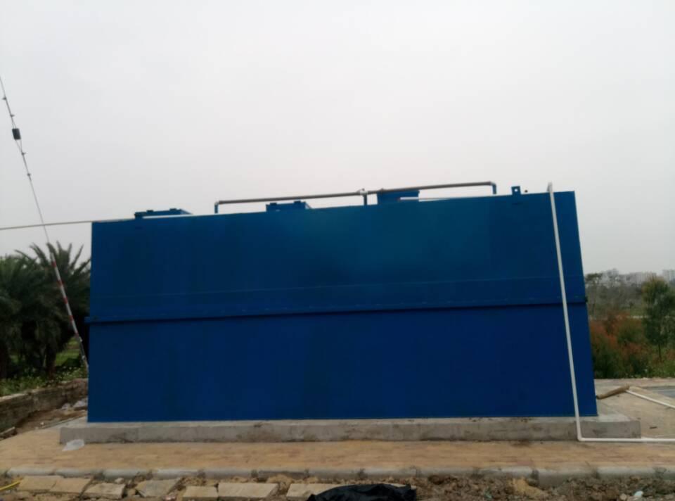 莱芜市塑料颗粒厂污水处理设备服务优上