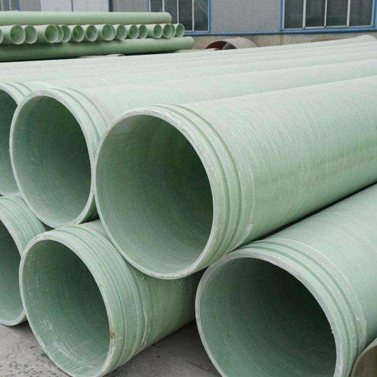 乌海地埋高强度玻璃钢夹砂管道雨污分流玻璃钢夹砂管道玻璃钢电缆保护管价格