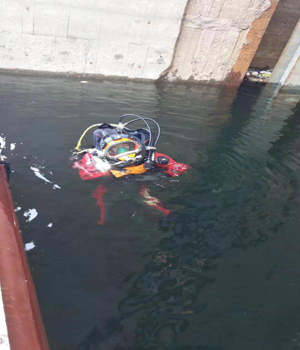 苏州水下安装公司- 潜水作业队