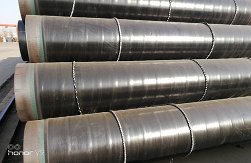 四会缠绕式三层聚乙烯防腐钢管生态厂家