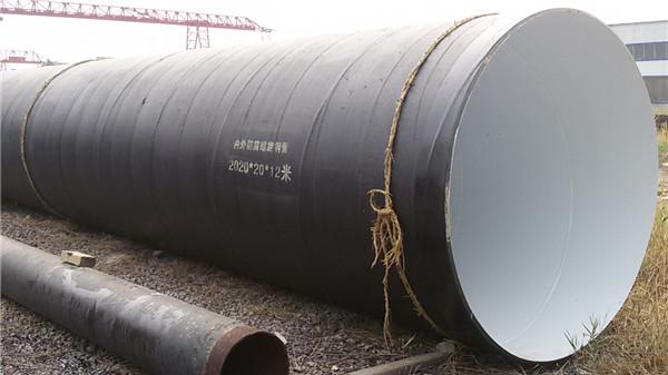 大口径埋地防腐钢管过泵价格滨湖