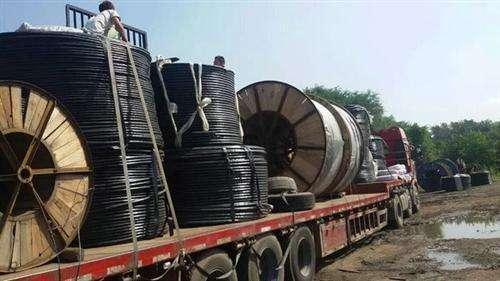 河源回收铜芯电缆线公司广东回收公司
