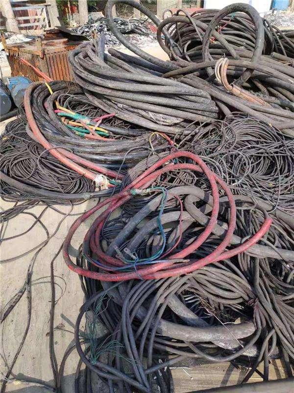 河源回收废旧高压电缆公司价格涨了