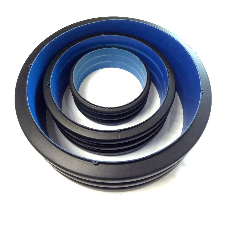 龙潭PE单壁波纹管生产厂家300波纹管价格是多少