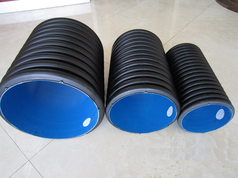长沙天心HDPE双壁波纹管生产厂家波纹管厂家电话
