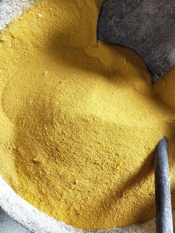 唐山丰润——【金黄色】聚合氯化铝——【华辰化工批发报价】