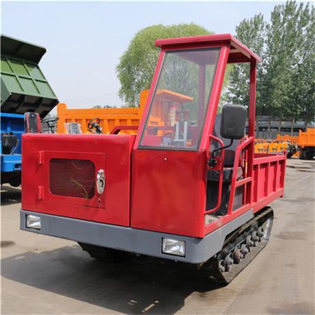 三门峡陕县座驾式履带自卸车矿车制造商畅销