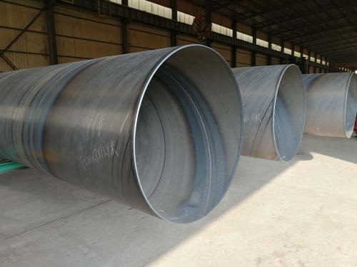 530*10给水管道用焊接钢管价格走势