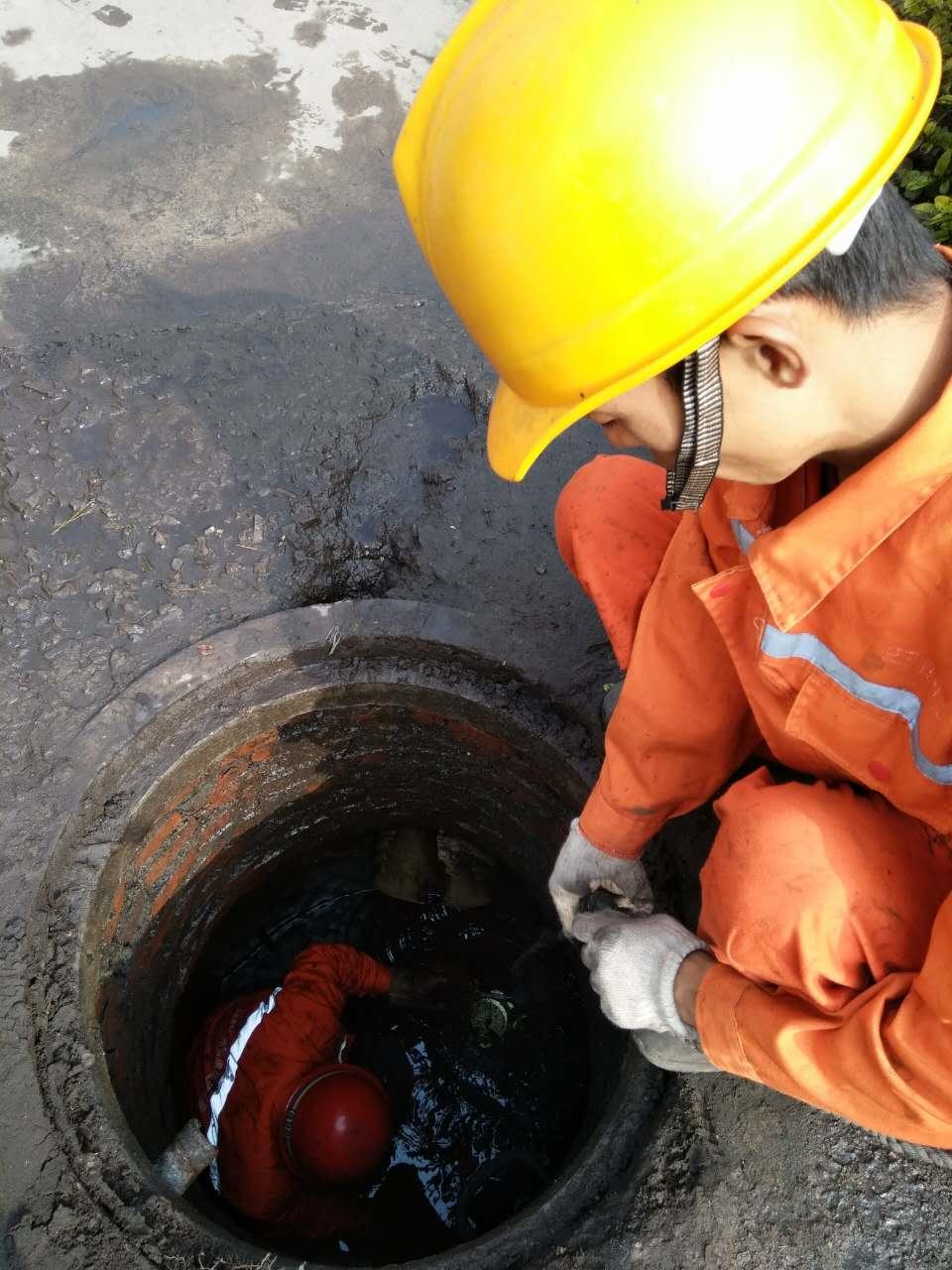 吉安泰和县高压清洗管道服务完美