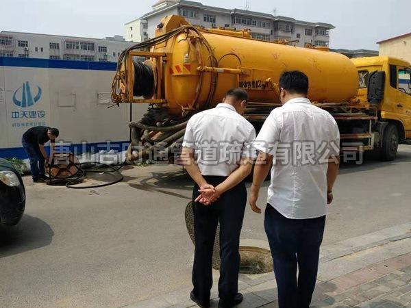 唐海污泥清理收费标准