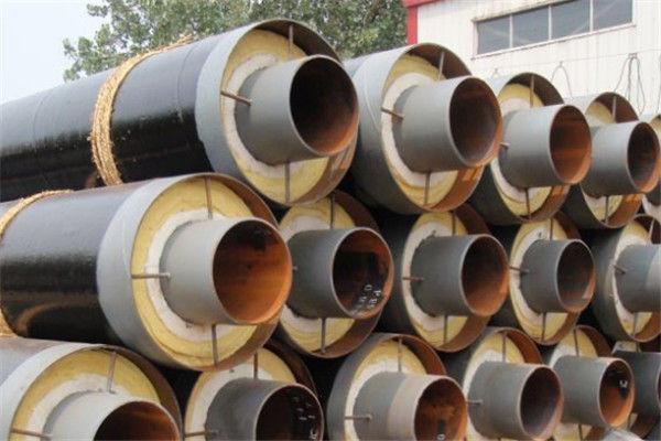 热水输送用预制直埋保温钢管厂家企业通化市