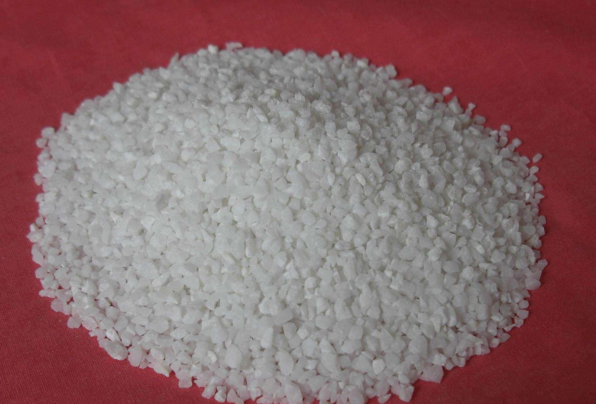 灵璧石英砂滤料-2021石英砂生产厂家
