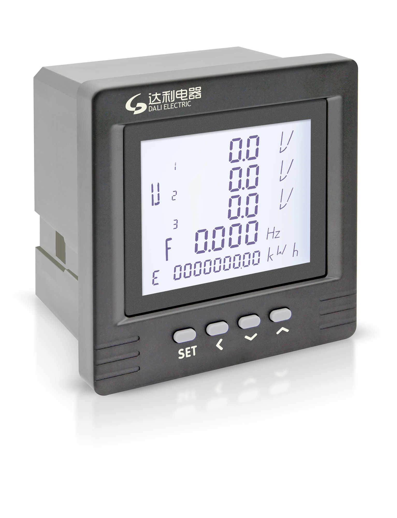 昆明HR-R-C403 智能单回路数字显示控制仪多图