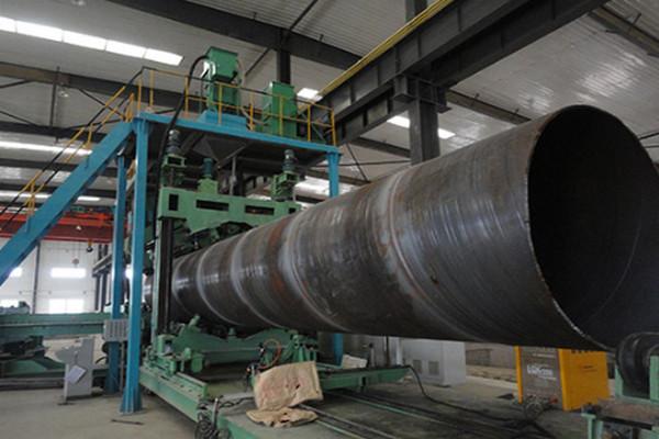 嘉峪关市GB/T3091-2015螺旋埋弧焊钢管现货