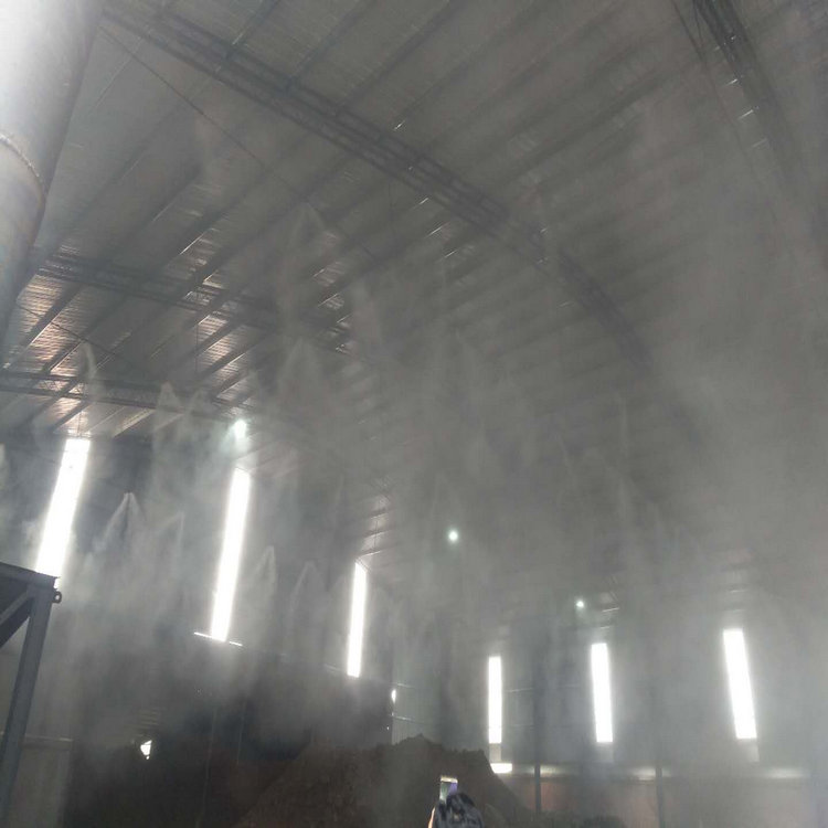 栾川高空喷雾除尘设备,淮南城市智能化高空除霾设备