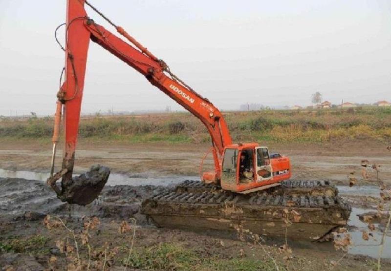 鸡西人工水库清淤-清淤脱水