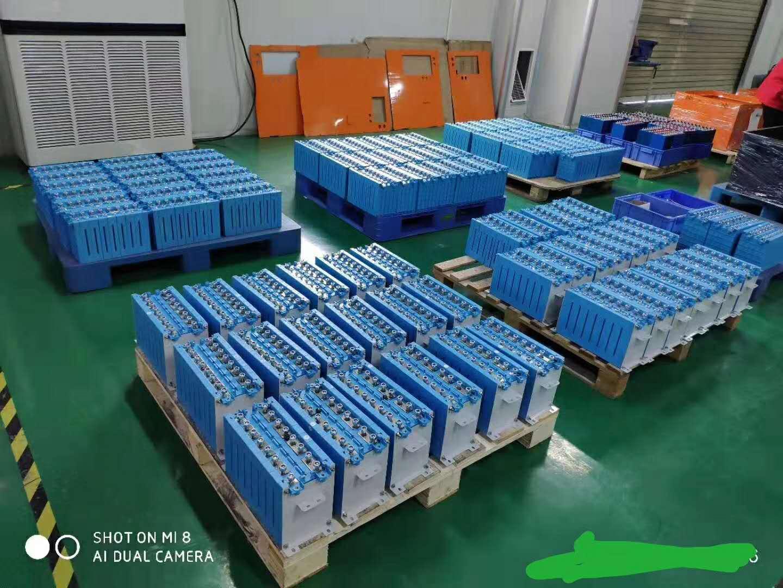 安顺市三元锂电池拆解再生厂