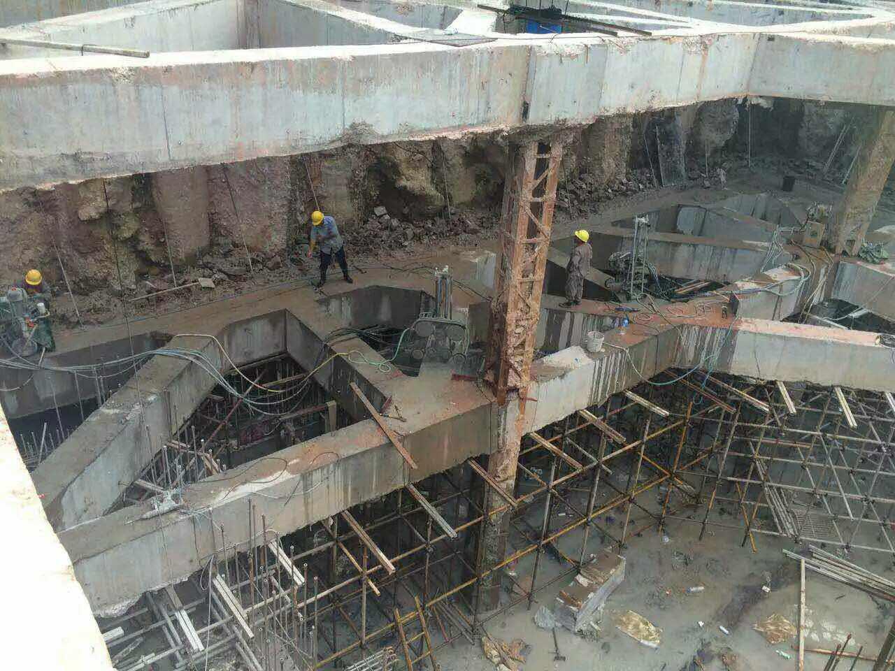 西宁桥梁切割专业拆除公司