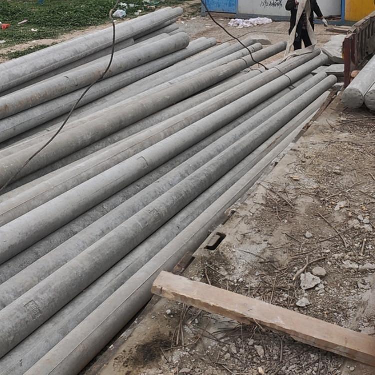 聊城东昌府18米430部分预应力水泥杆怎么卖欢迎考察
