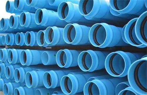 七台河市桃山区PVC灰色给水管专业生产