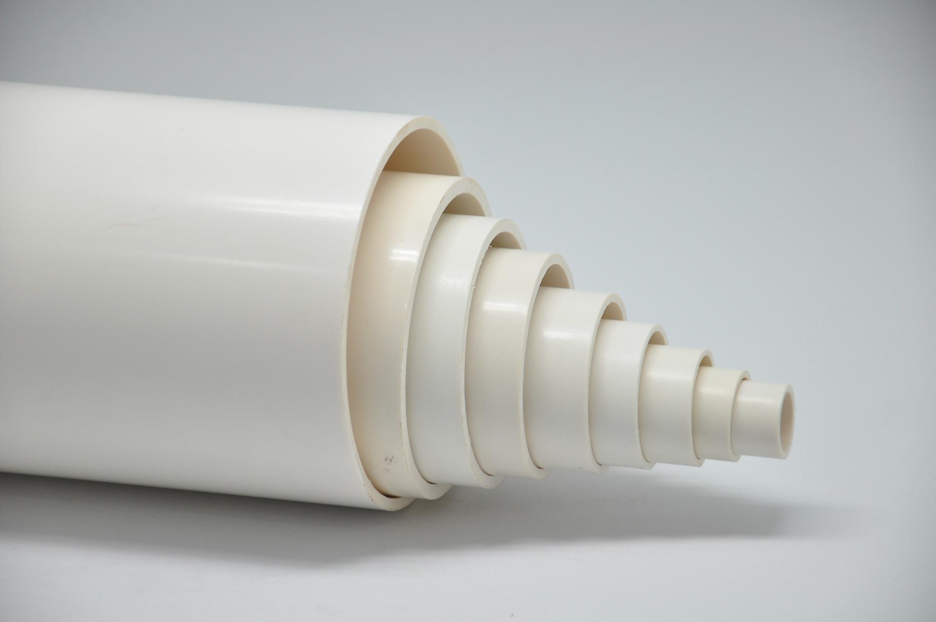 吉林市昌邑区PVC-U白色给水管专业生产