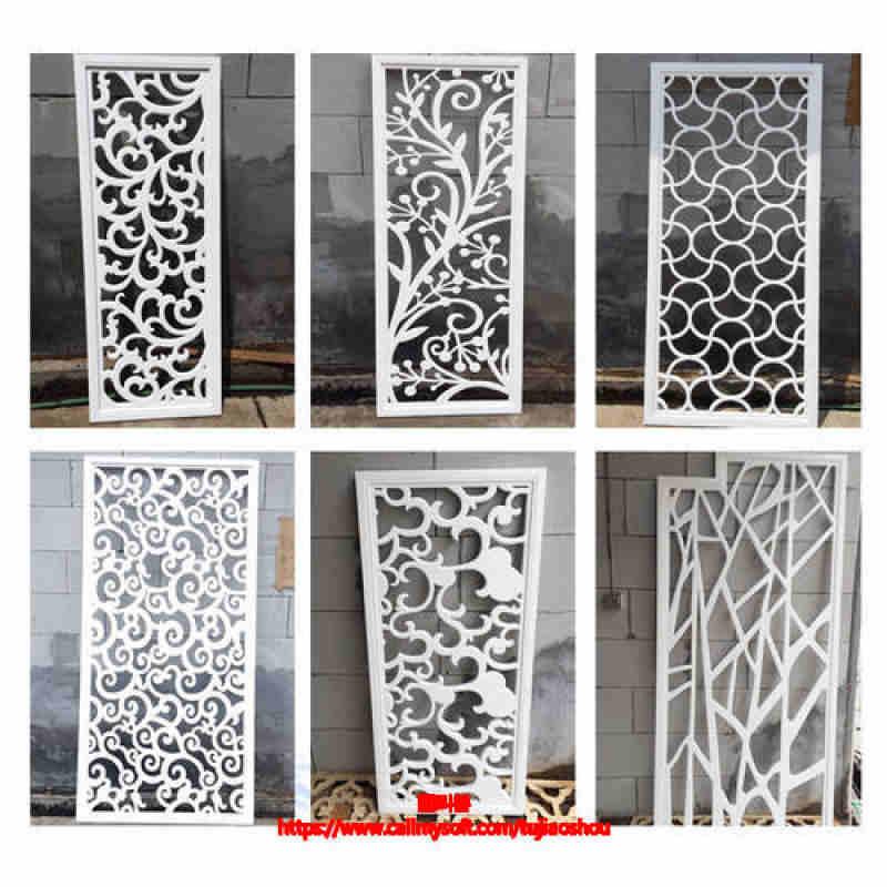 广安邻水氟碳铝单板