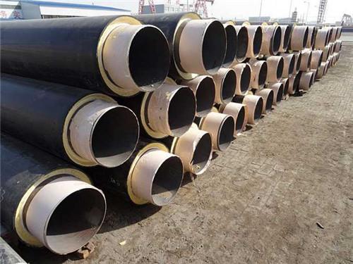 山南曲松小区供热保温钢管今日价格报价