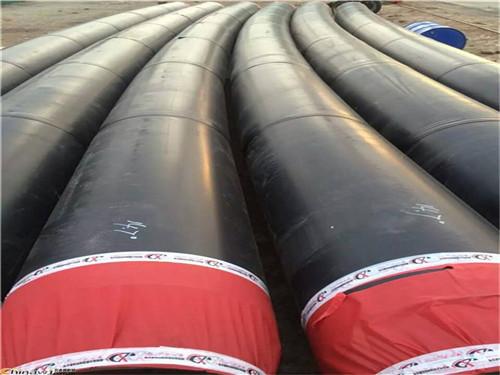 黔南三都高温输热用预制直埋保温管的保温图片