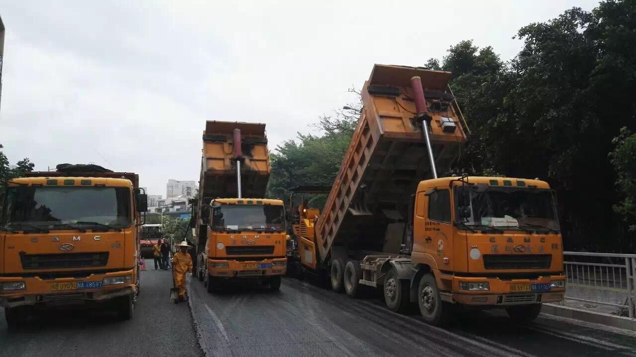 江门市蓬江区沥青路面工程承包