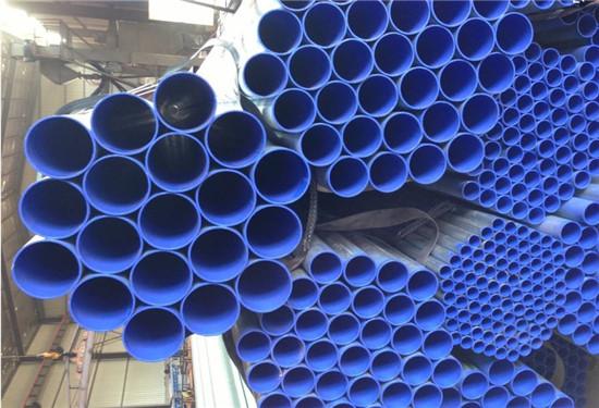 晋源环氧树脂涂塑钢管介绍