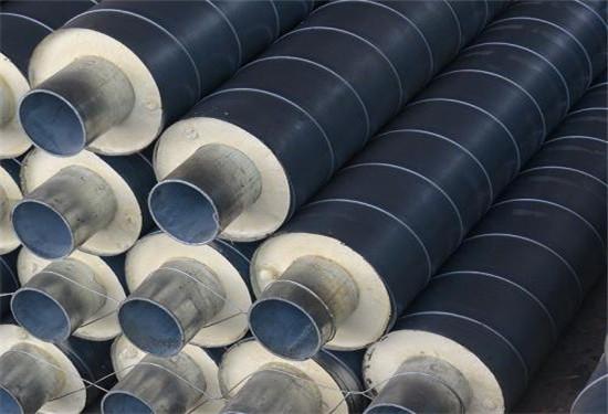 滦县供暖管道用高密度直埋保温管
