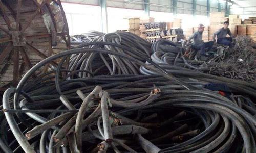 广州市南沙区低压电缆线回收价格