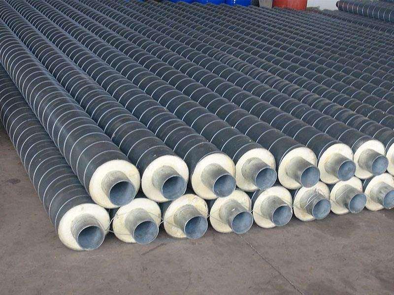 DN400*7预制直埋保温钢管多少钱一支