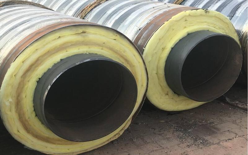 DN150*5直埋式预制保温钢管含税怎么卖